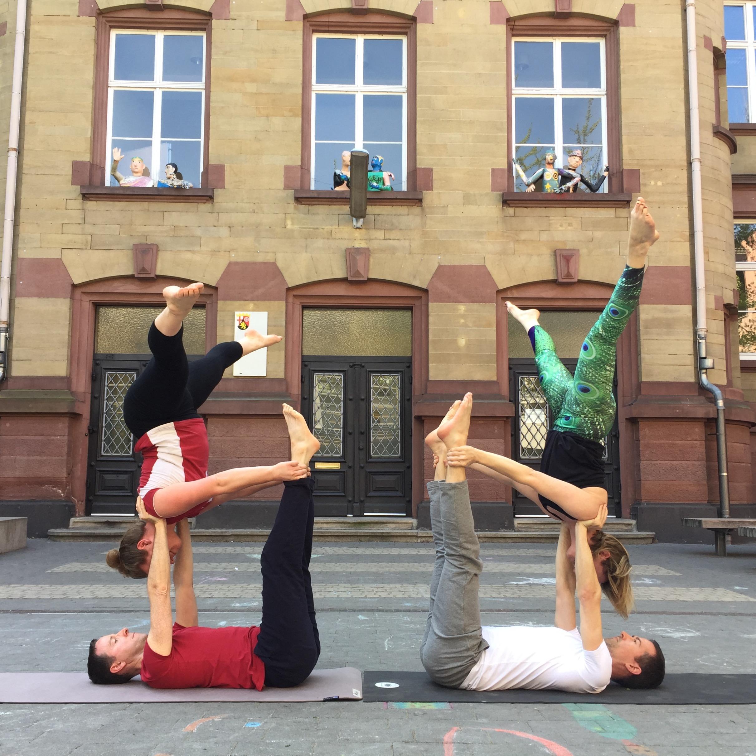 FLYoga, Heidelberg