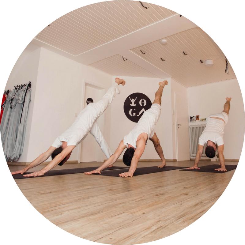 Vinyasa Yoga, FLYoga Heidelberg