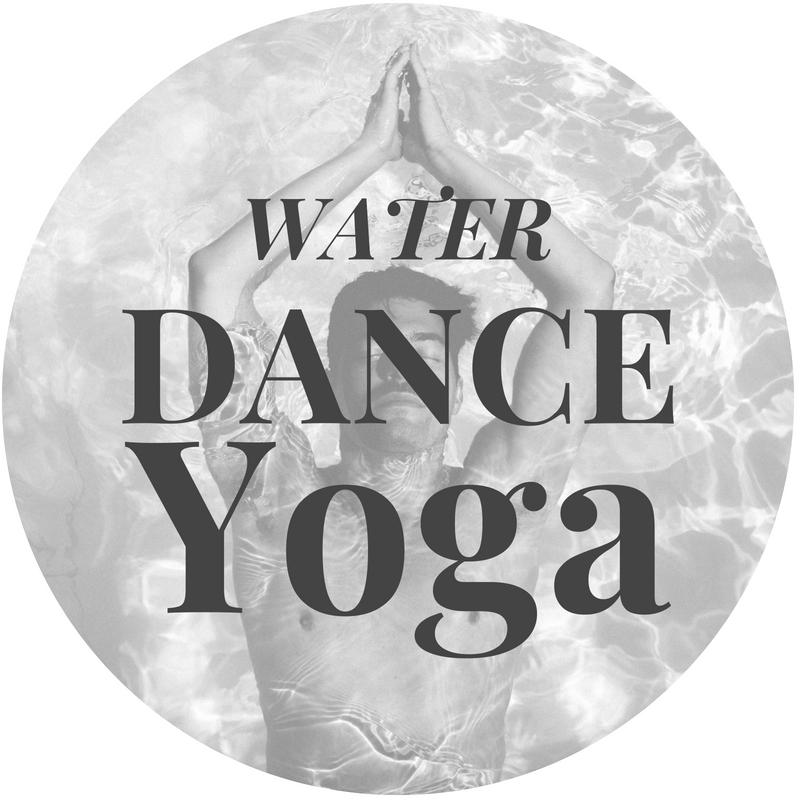 dance yoga water